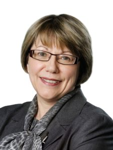 Anne McLellan Headshot